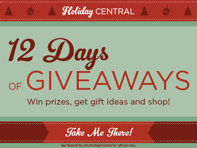 2013 12 Days of Giveaways